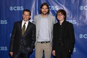 Ashton Kutcher es presentado oficialmente por la CBS en 'Dos hombres y medio'