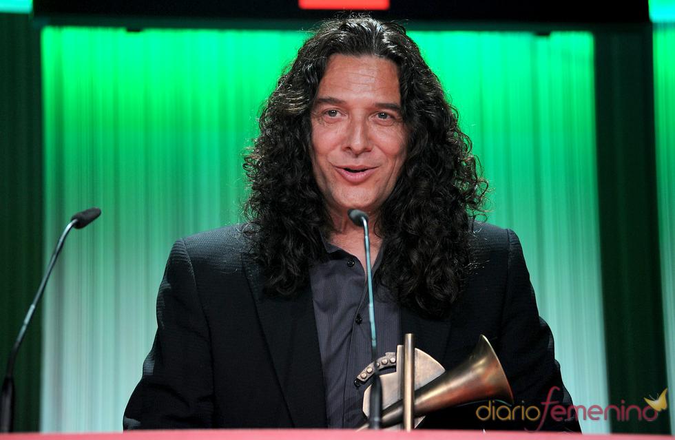 Tomatito durante la gala de los Premios de la Música 2011