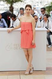 Blanca Suárez presenta en Cannes 'La piel que habito'