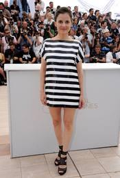 Elena Anaya presenta en Cannes 'La piel que habito'