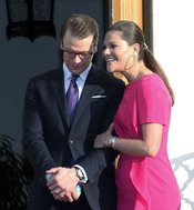Victoria de Suecia y Daniel Westling viven ajenos a los rumores de embarazo