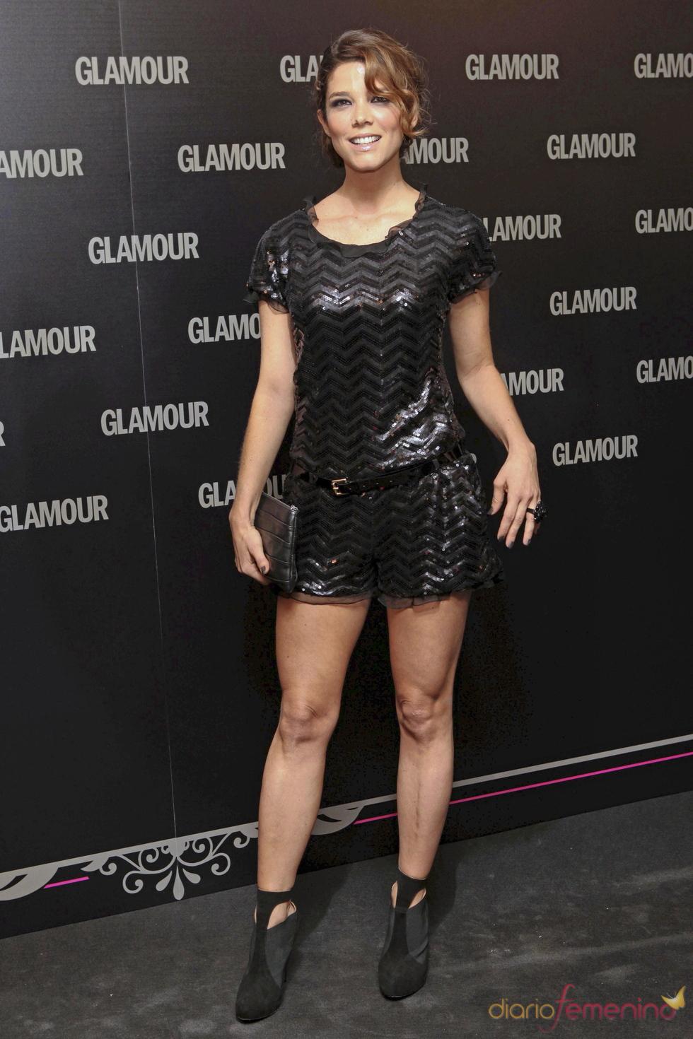 Juana Acosta en la 11 edición de los Premios Glamour y Belleza