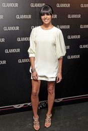 Raquel del Rosario en la 11 edición de los Premios Glamour y Belleza