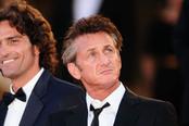 Sean Penn durante la premier de 'This Must Be The Place' en Cannes 2011