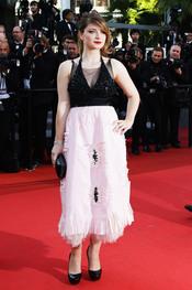 Eve Hewson en la premier de 'This must be the place' en Cannes 2011