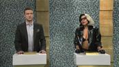 Justin Timberlake y Lady Gaga parodian un concurso en un sketch de SNL