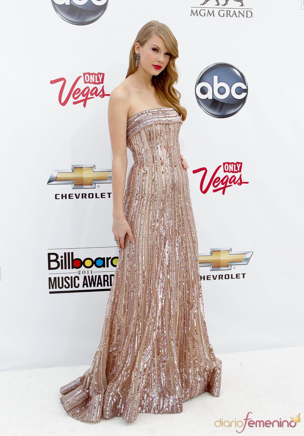 Taylor Swift en los Billboard Music Awards 2011