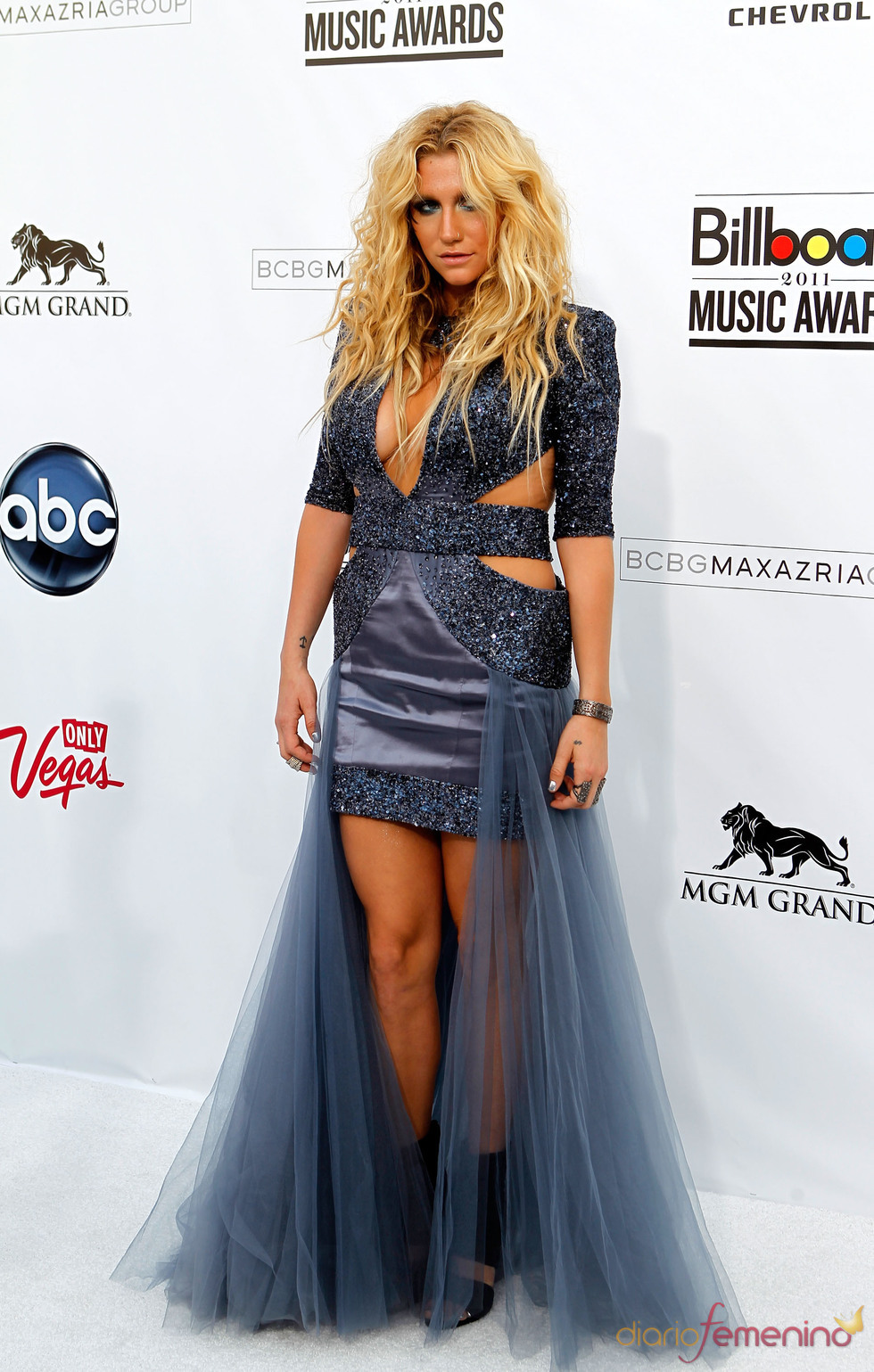 Kesha en los Billboard Music Awards 2011
