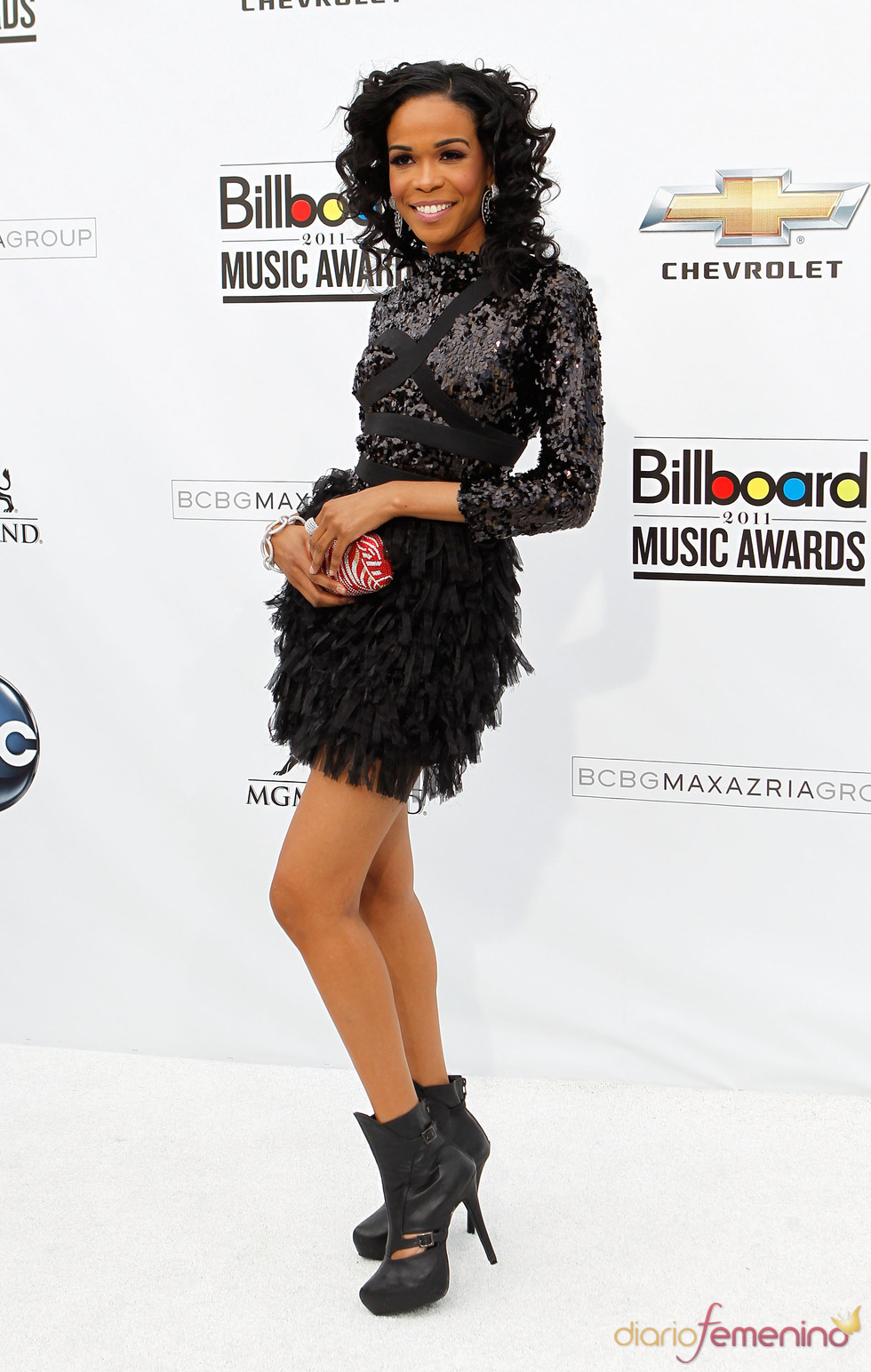 Michelle Williams en los Billboard Music Awards 2011