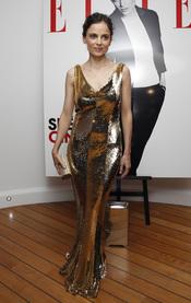 Elena Anaya en una fiesta Dior durante el Festival de Cannes 2011