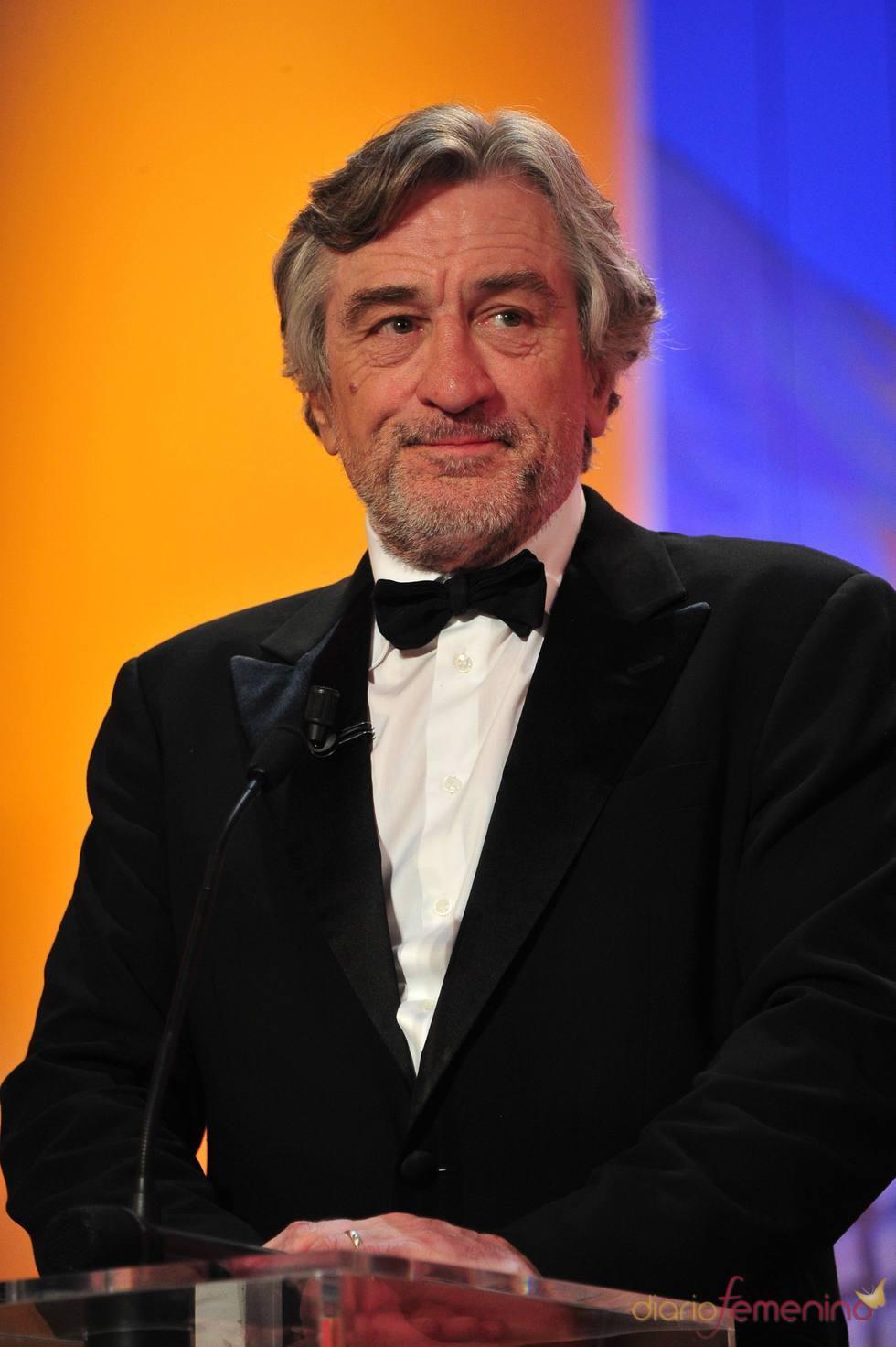 Robert de Niro en la ceremonia de Clausura de Cannes 2011