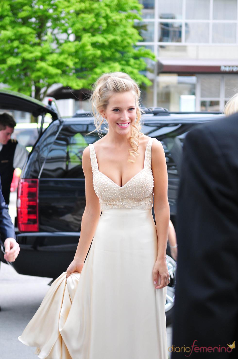 Luisana Lopilato se casa por tercera vez con Michael Buble