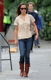 Pippa Middleton estrena nuevo trabajo junto a su ex novio
