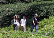 Justin Bieber y Selena Gomez pasean por Hawai