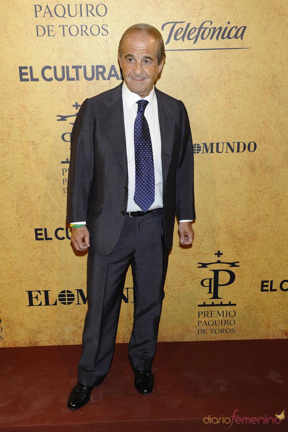 José María García en los Premios Paquiro 2011
