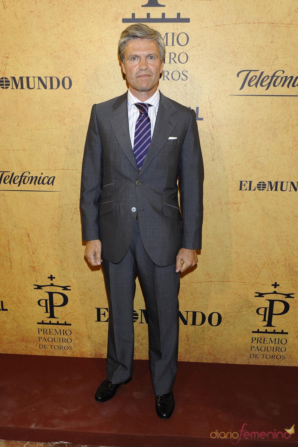 José Antonio Ruiz Espartaco en los Premios Paquiro 2011