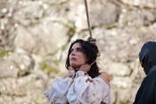 Pilar Rubio, a punto de morir ahorcada en 'Piratas'