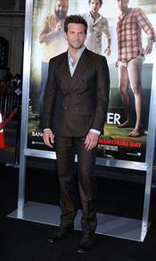 Bradley Cooper en la premiere de 'Resacón 2: ¡Ahora en Tailandia!'