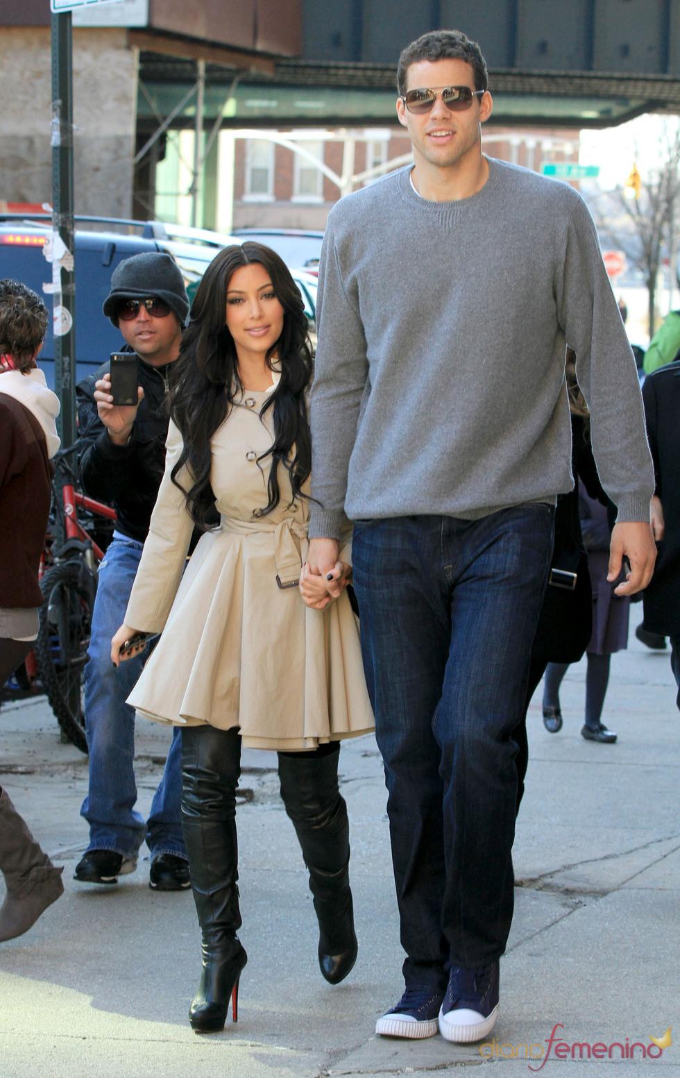 Kim Kardashian se compromete con Kris Humphries