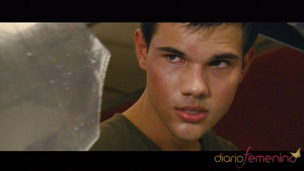 Taylor Lautner en 'Abduction'
