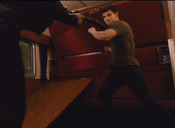 Taylor Lautner demuestra su destreza en 'Abduction'