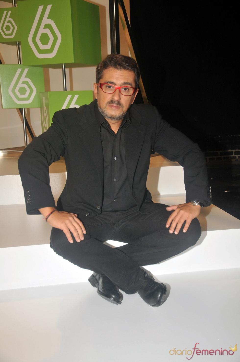 El presentador de La Sexta Andreu Buenafuente