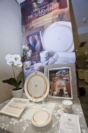 Souvenirs de la Boda Real de Alberto de Mónaco y Charlene Wittstock