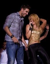 Shakira baila para Piqué durante su concierto de Barcelona