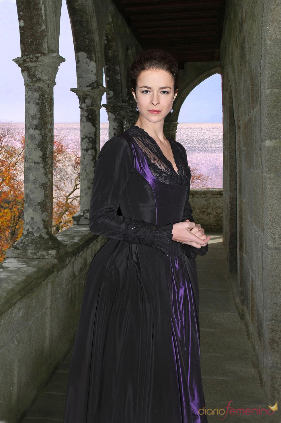 Silvia Abascal interpreta a Blanca en 'Piratas'