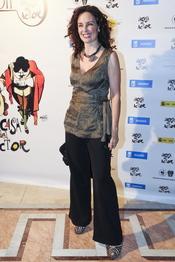 Silvia Marsó durante los Premios de la Fundación Casa del Actor 2011