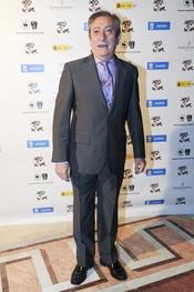 Luis Varela durante los Premios de la Fundación Casa del Actor 2011