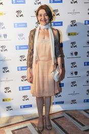 María Pujalte durante los Premios de la Fundación Casa del Actor 2011