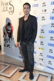 Miguel Ángel Silvestre durante los Premios de la Fundación Casa del Actor 2011