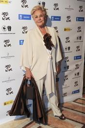 Lola Herrera durante los Premios de la Fundación Casa del Actor 2011