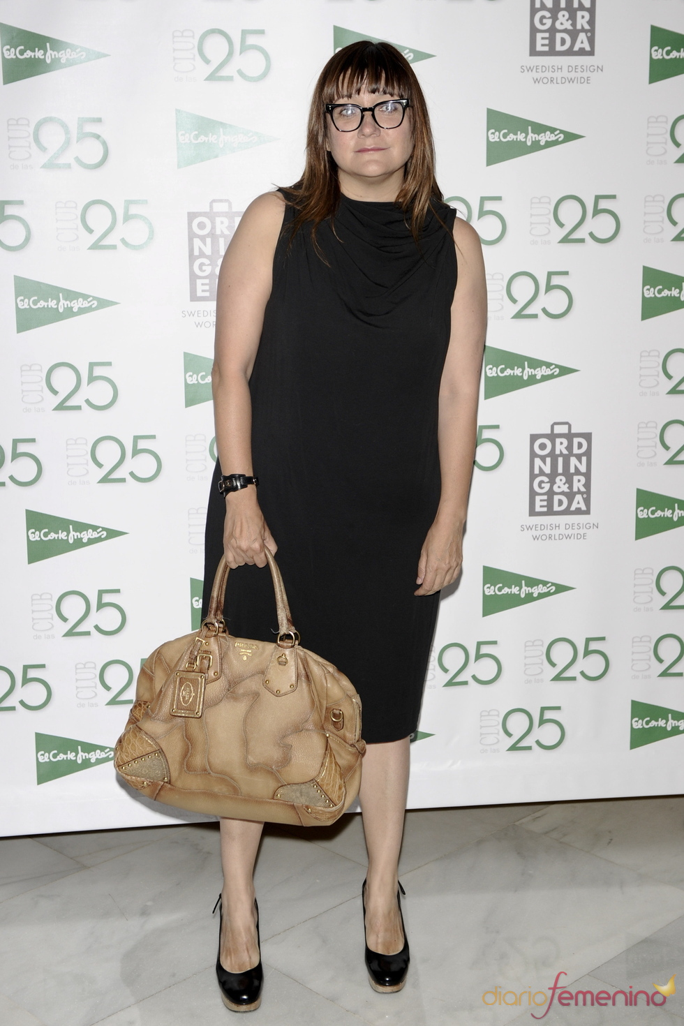 Isabel Coixet en los Premios 'Club de las 25' 2011