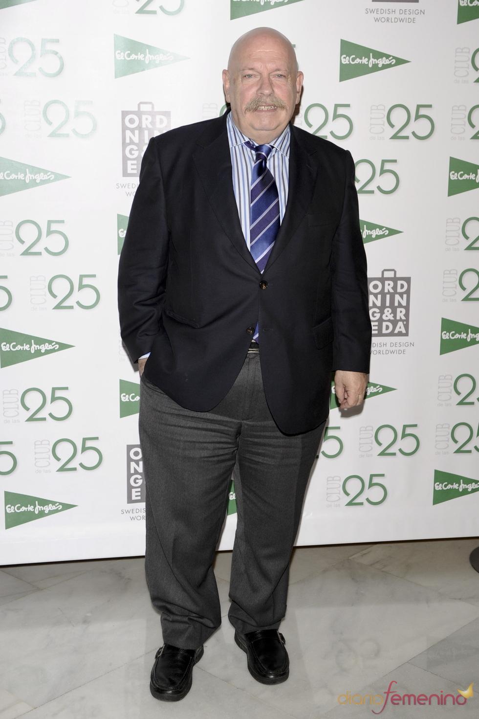 José María Íñigo recibirá el Premio Toda Una Vida 2011