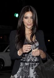 Kim Kardashian y su anillo de compromiso de dos millones de dólares