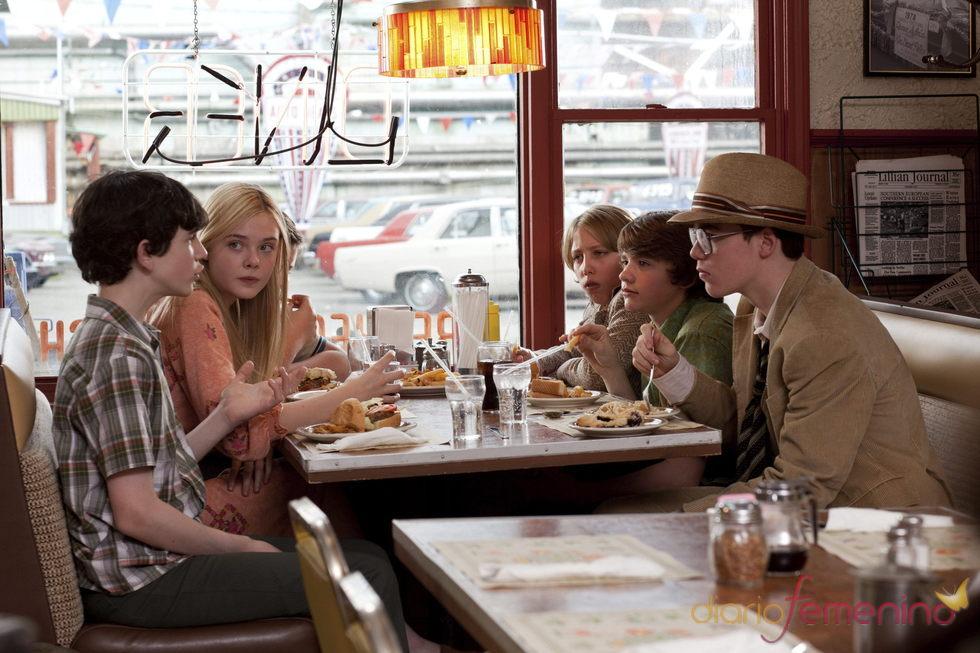 Imagen de la película 'Súper 8', de Steven Spielberg y J.J. Abrams