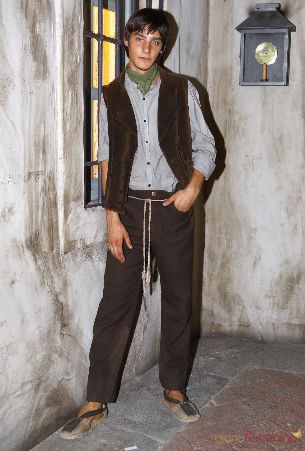 El actor de 'Tierra de lobos' Joel Bosqued, ¿sale con Andrea Duro?