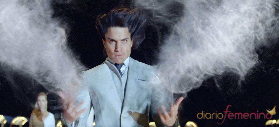 Álex González en una escena en 'X-Men: Primera Generación'