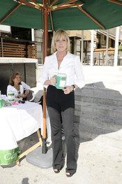 Bárbara Rey apoya la lucha contra el cáncer