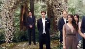 Robert Pattinson espera en el altar de 'Amanecer' a Kristen Stewart