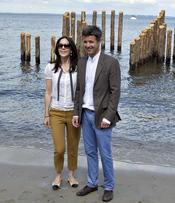 Federico de Dinamarca y Mary Donaldson, amantes del arte