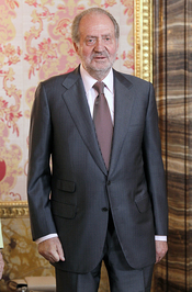 Operado con exito de su rodilla derecha el Rey Juan Carlos