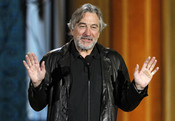 Robert de Niro en la gala de los 'Spike TV's Guys Choice Awards'