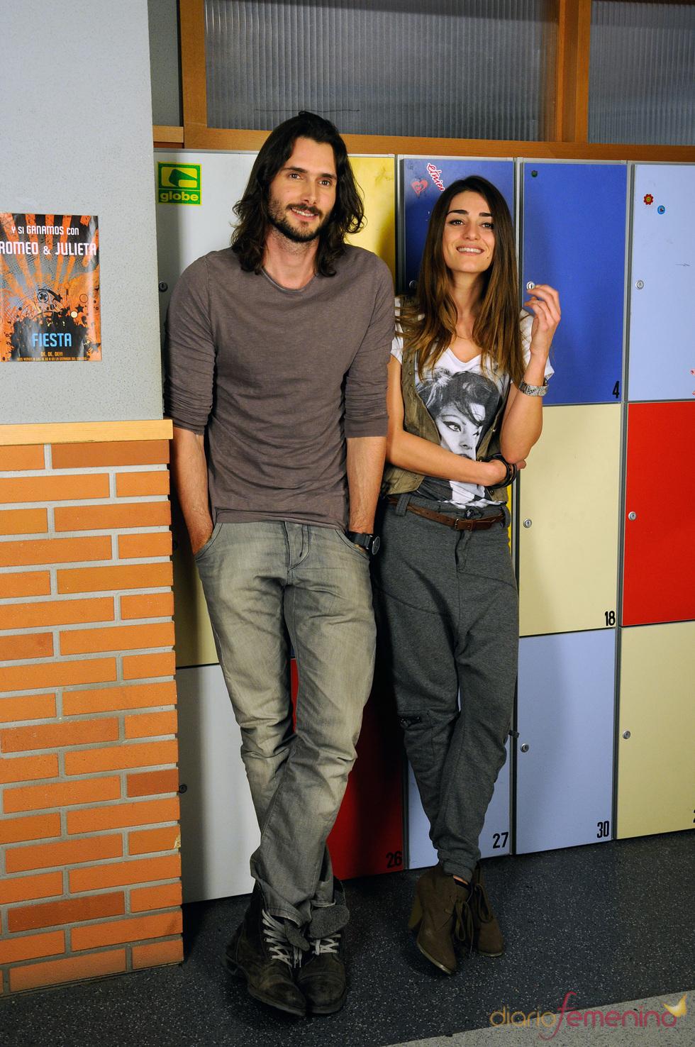 Olivia Molina y Sergio Mur esperan a su primer hijo