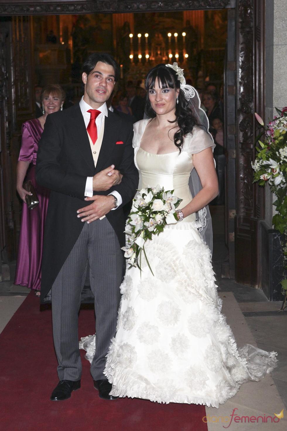 Irene Villa contrae matrimonio con el empresario Juan Pablo Lauro