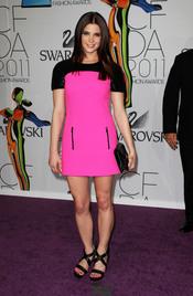 Ashley Greene en los Premios de Moda CFDA 2011