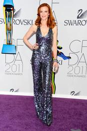 Marcia Cross en los Premios de Moda CFDA 2011