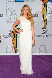 Whitney Port en los Premios de Moda CFDA 2011